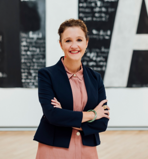 Kirsten Lacy, Director of the Auckland Art Gallery